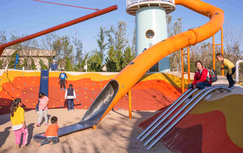 儿童主题乐园能给孩子们带来什么?