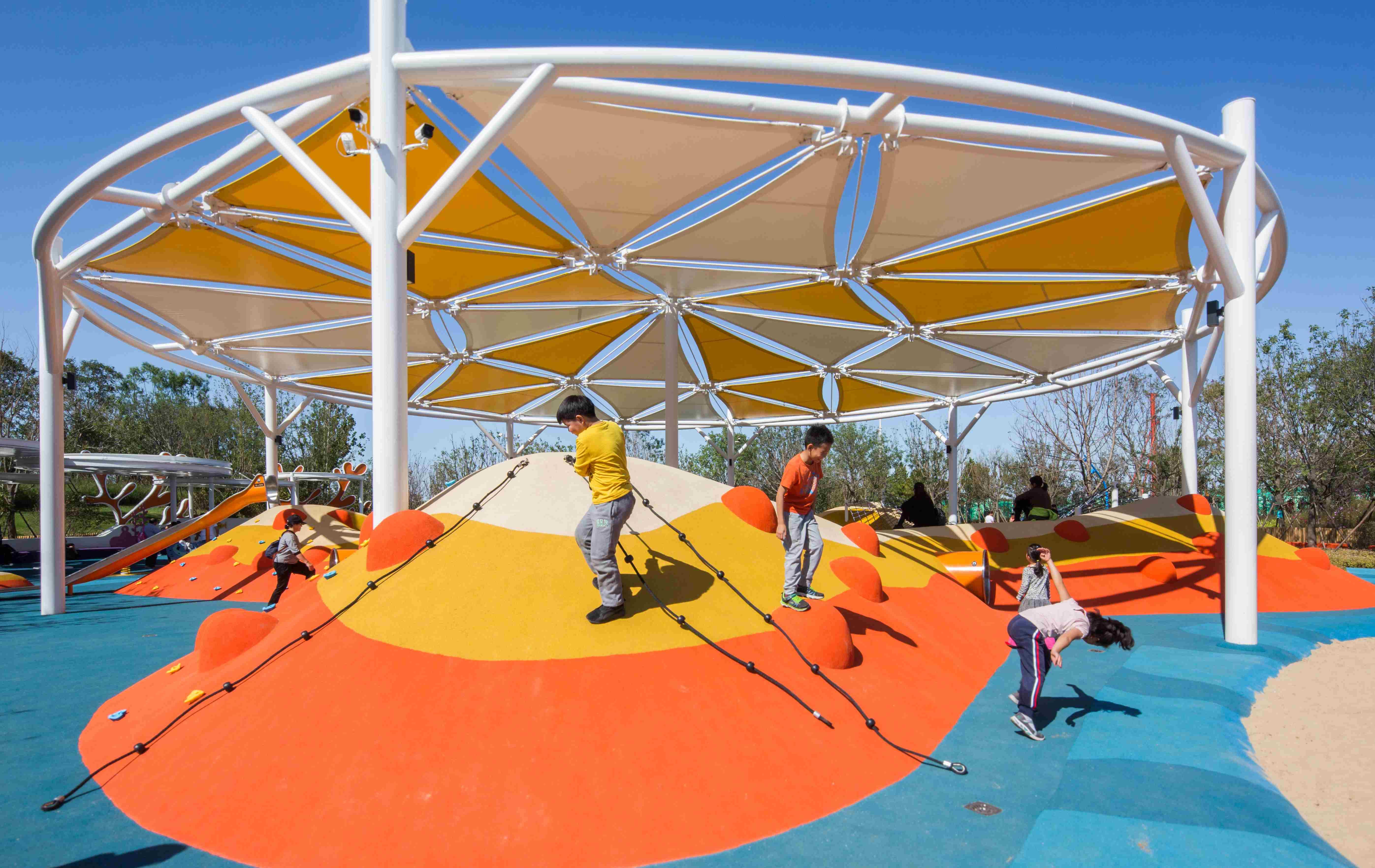 儿童主题乐园对孩子对益处有哪些